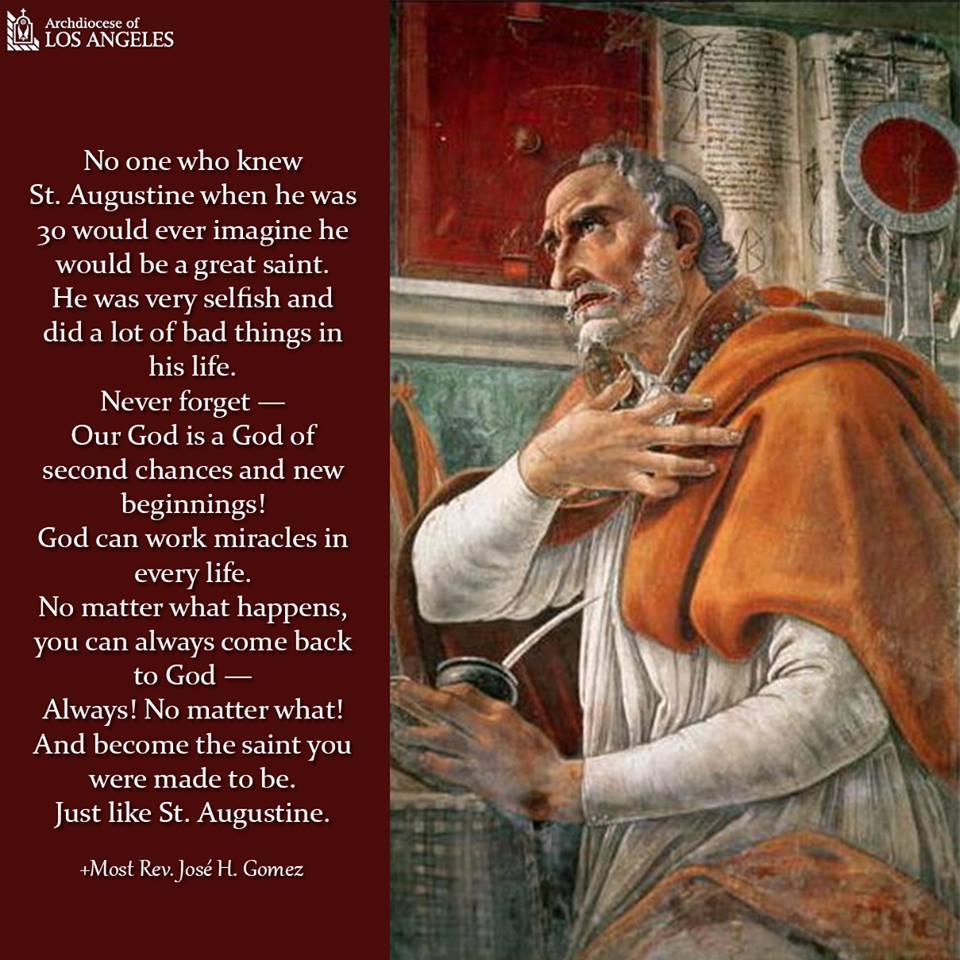 Saint Augustine Quote